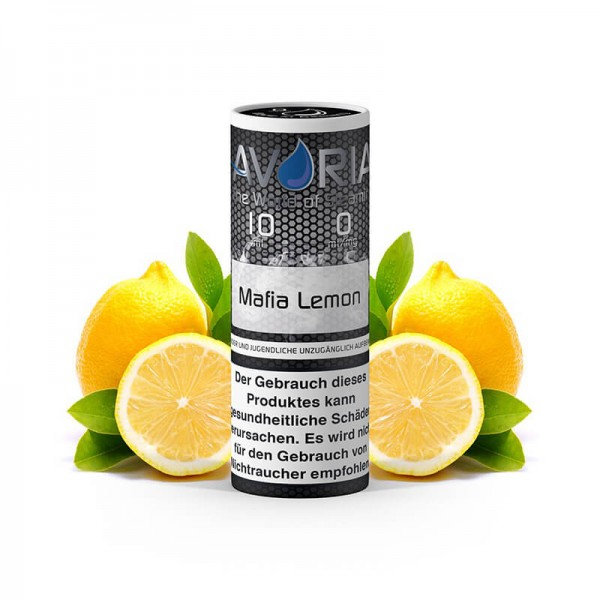 Mafia Lemon Liquid Avoria