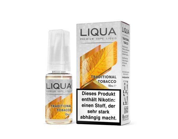 Traditional Tobacco Liquid LIQUA