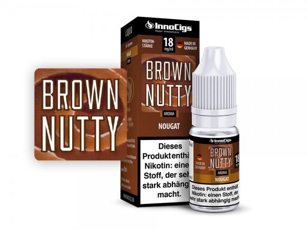 Brown Nutty - Nougat Liquid Innocigs