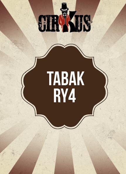 Tabak RY4 Liquid Authentic CIRKUS