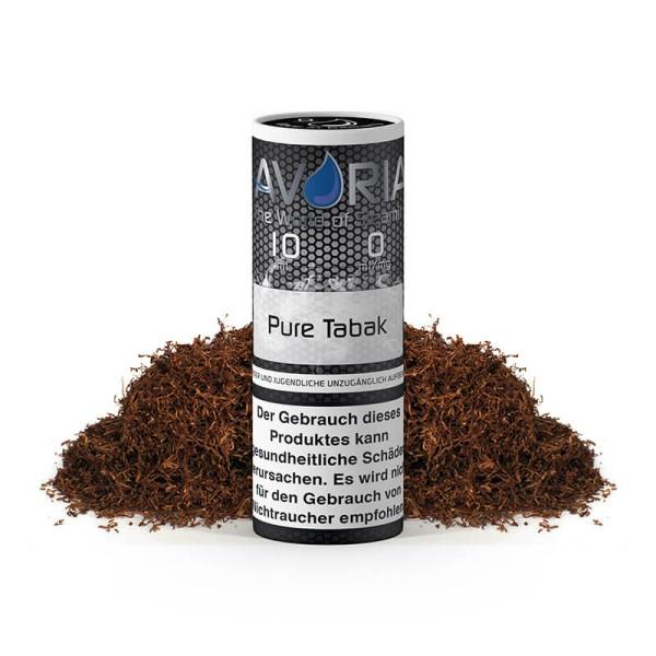 Pure Tabak Liquid Avoria