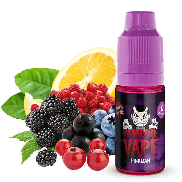 Pinkman Liquid Vampire Vape 10 ml