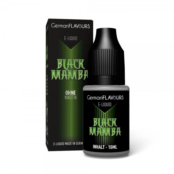 Black Mamba Liquid German Flavours