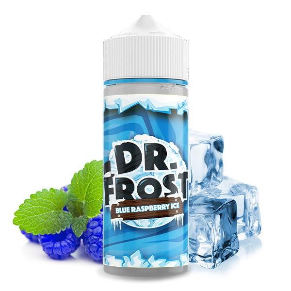 Blue Raspberry Ice Liquid Dr. Frost