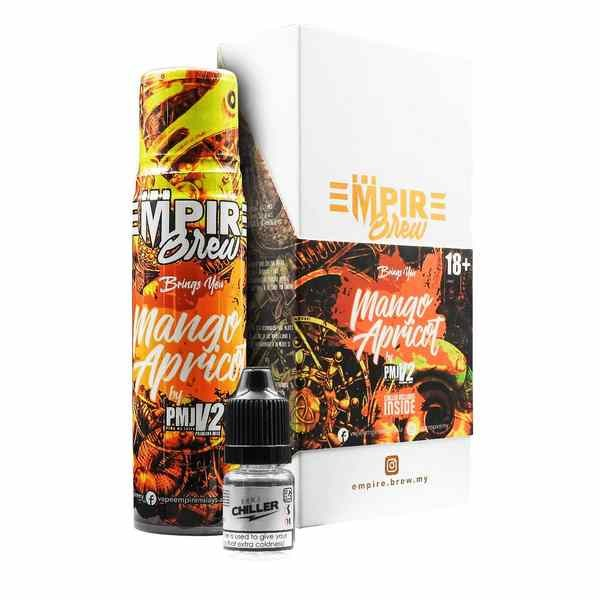 Mango Apricot Liquid Empire Brew