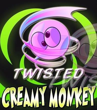 Creamy Monkey Aroma Twisted MHD Ware