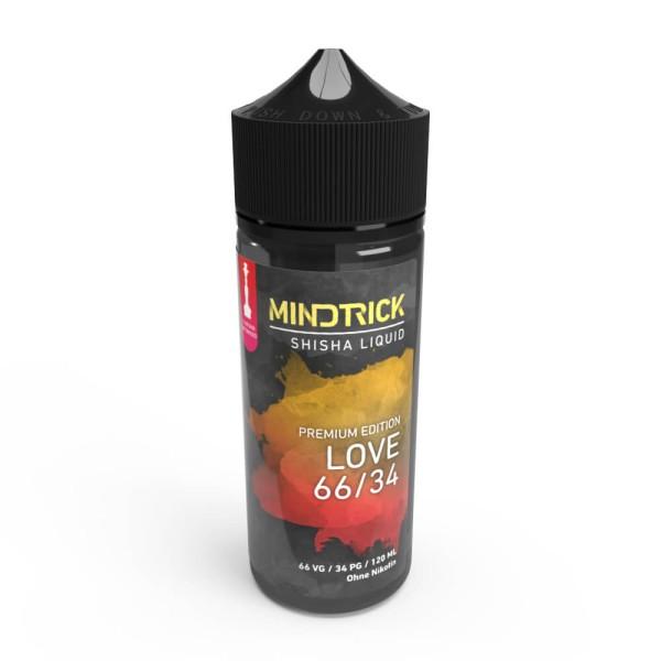 Love 66/34 Shisha Liquid Mindtrick