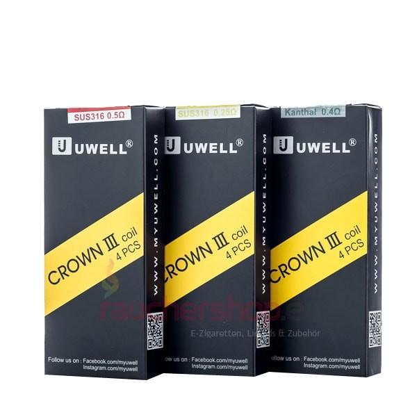 Uwell Crown 3 Coils | Verdampferköpfe