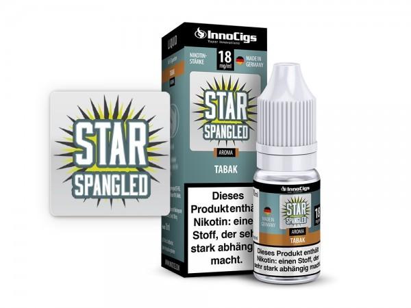 Star Spangled - Tabak Liquid Innocigs