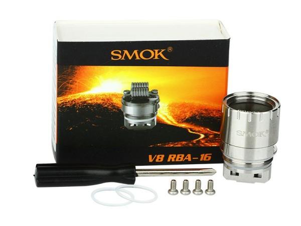 SMOK TFV8 RBA-16