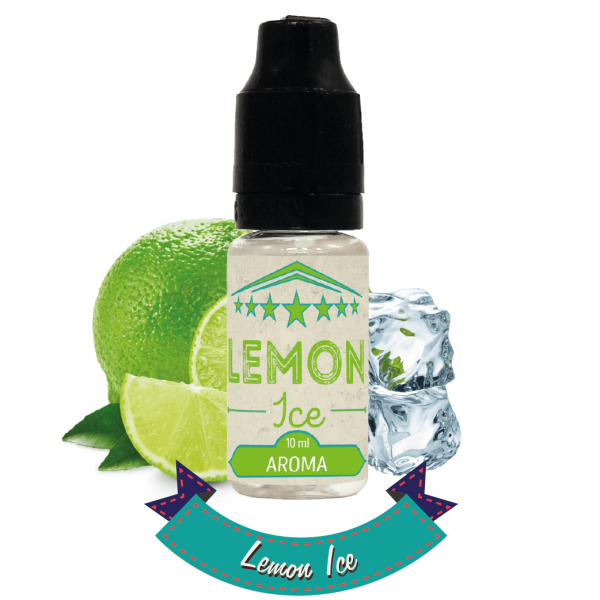 Lemon Ice Aroma Cirkus Authentic