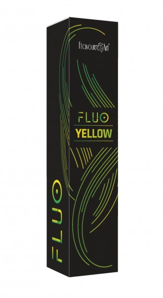 Fluo Yellow Longfill Aroma FlavourArt