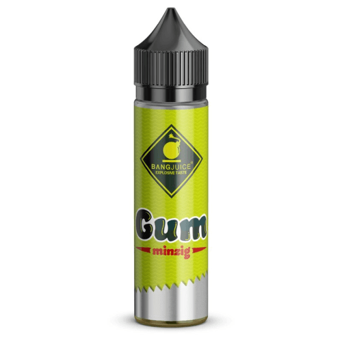 GUM Minzig Aroma Bang Juice