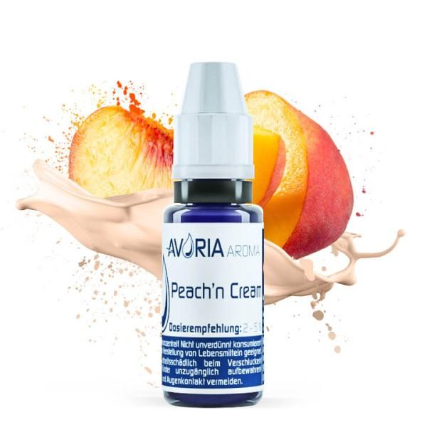 Peach'n Cream Aroma Avoria