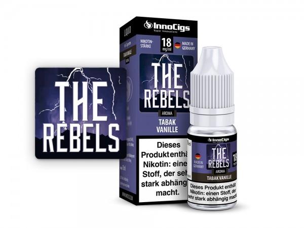 The Rebels - Tabak Vanille Liquid Innocigs