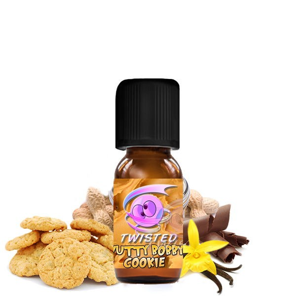 Nutty Bobby Cookie Twisted Aroma