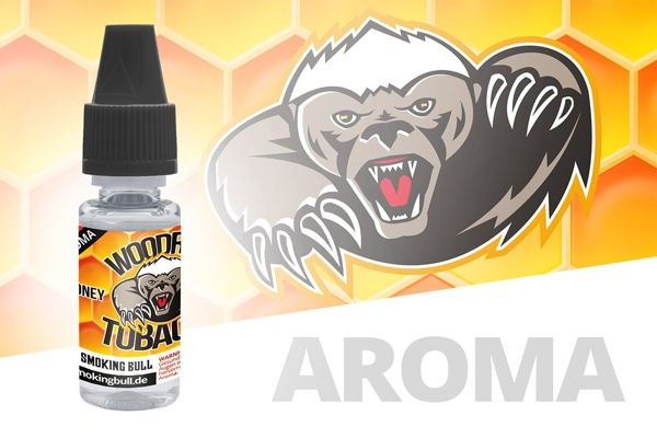 Honey Woodruff Aroma Smoking Bull