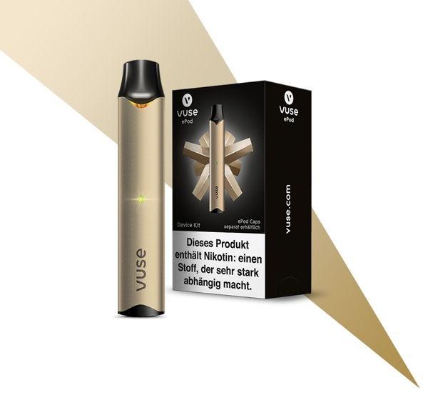 Vuse ePod Device Kit Gold