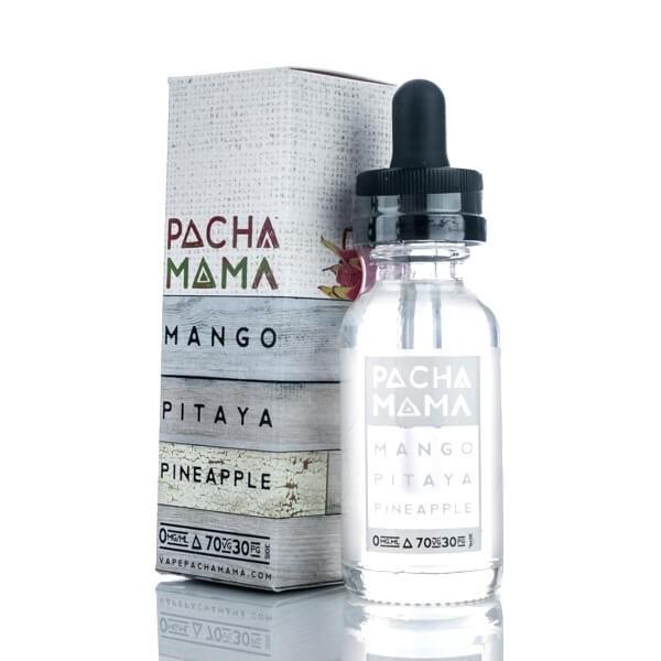 Mango Pitaya Pineapple Liquid Pacha Mama