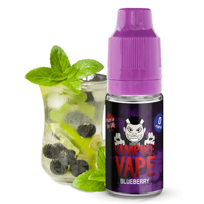 Blueberry Liquid Vampire Vape
