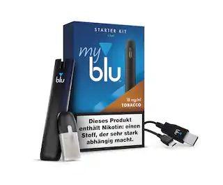 myblu Starter Pack Tobacco