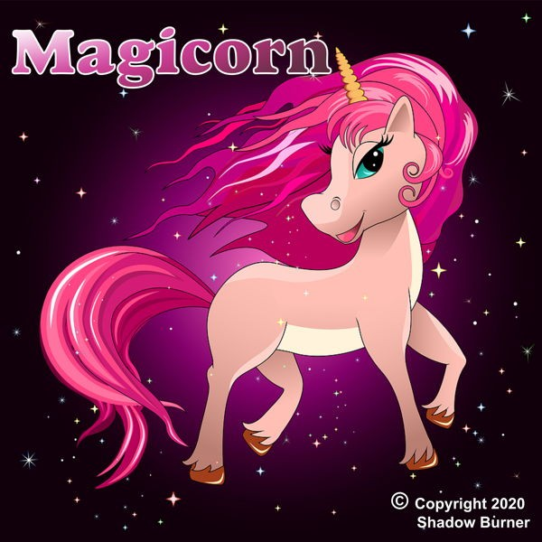 Magicorn Aroma Shadow Burner