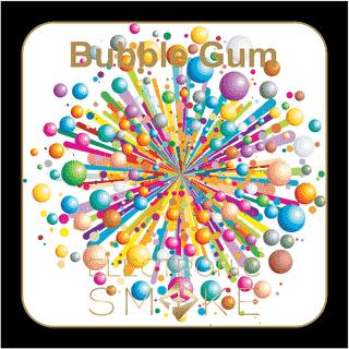 Bubble Gum Aroma Dark Burner