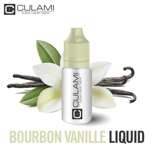 Liquid Culami Bourbon Vanille