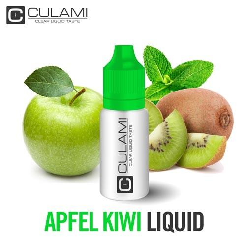 Apfel Kiwi Liquid Culami