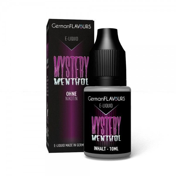 Mystery Menthol Liquid GermanFlavours