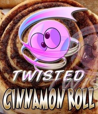 Cinnamon Roll Aroma Twisted