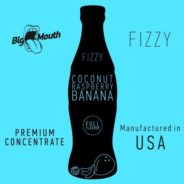 Coconut   Raspberry   Banana Aroma Fizzy Big Mouth
