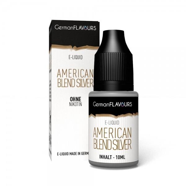 American Blend Silver Liquid German Flavours