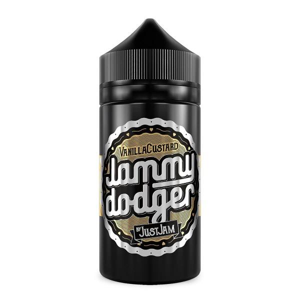 Vanilla Custard Liquid Jammy Dodger by JustJam