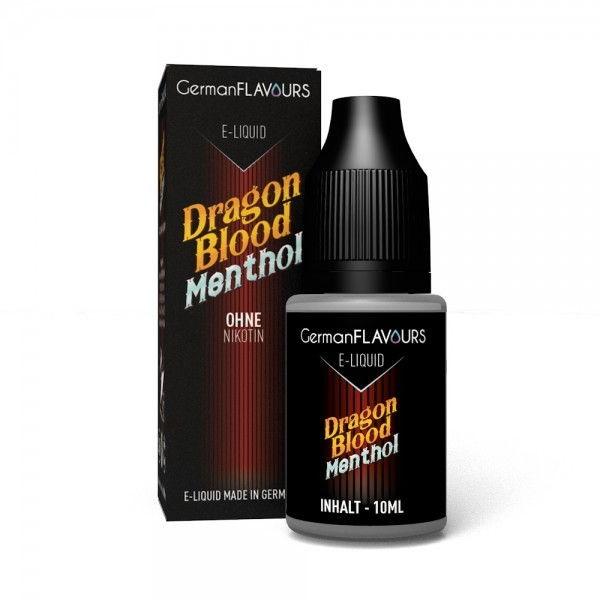 Dragon Blood Menthol Liquid GermanFlavours