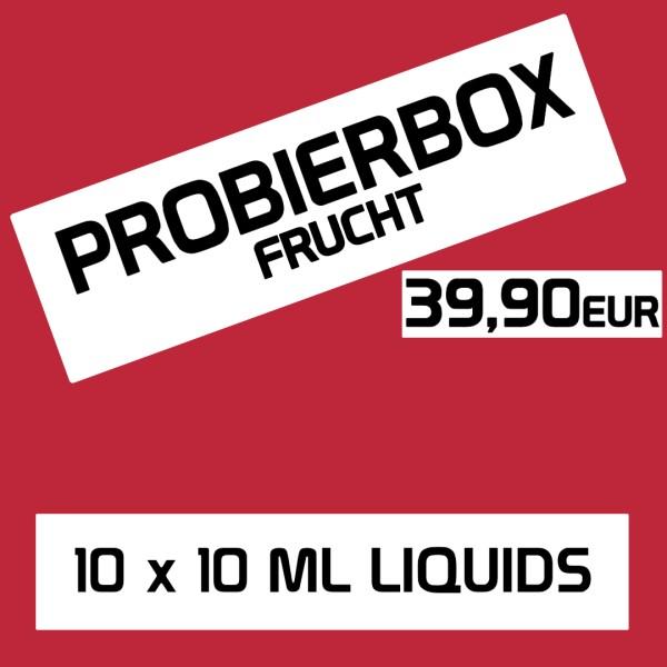 Liquid Probierbox Frucht