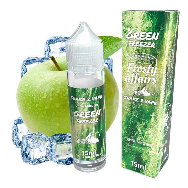 Frosty Affairs Green Freezer Aroma