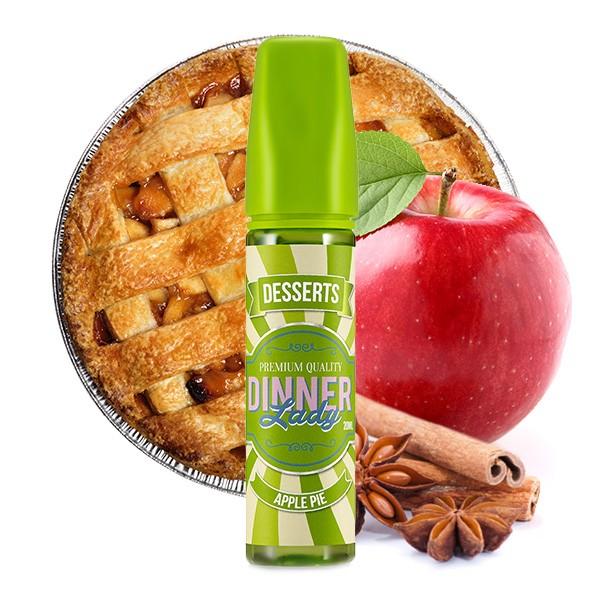 Apple Pie Longfill Dessert Aroma DINNER Lady 20ml