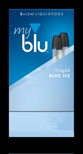 myblu Blue Ice Liquidpods