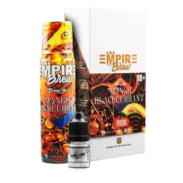 Mango Blackcurrant Liquid Empire Brew