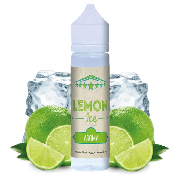 Lemon Ice Longfill Aroma Authentic CirKus