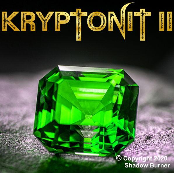 Kryptonit 2 Aroma Shadow Burner