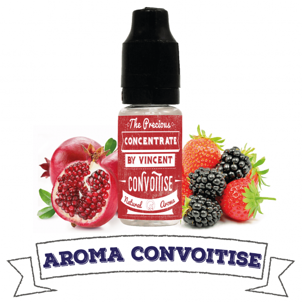 Convoitise Aroma Vincent