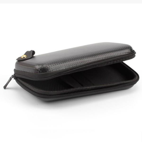 E-Zigaretten Tasche Carbon Optik