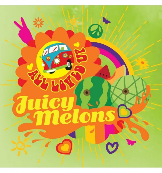 Juicy Melons Aroma All Loved Up Big Mouth