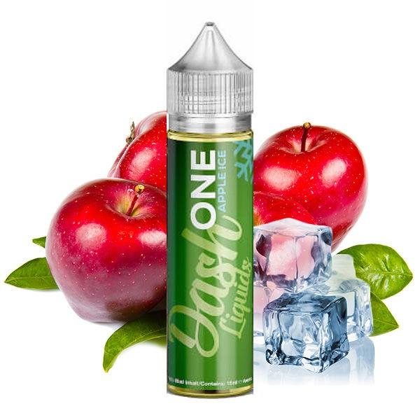 One Apple Ice Aroma Dash Liquids