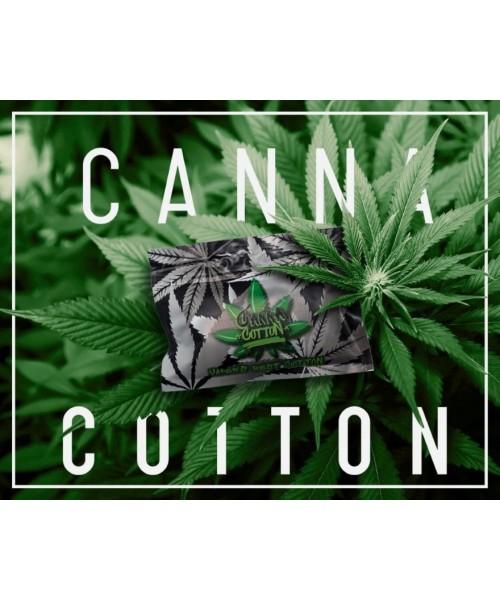Canna Cotton | Hanf Baumwolle Watte