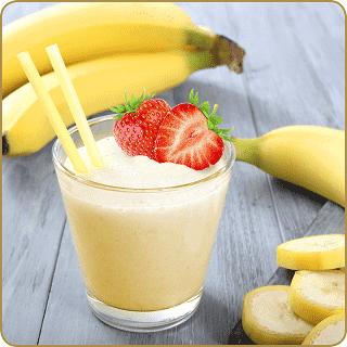 Bananen Smoothie Aroma Dark Burner