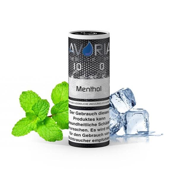 Menthol Liquid Avoria