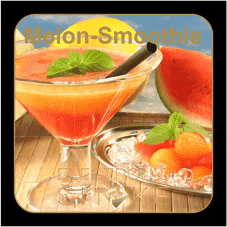 Melon Smoothie Aroma Dark Burner